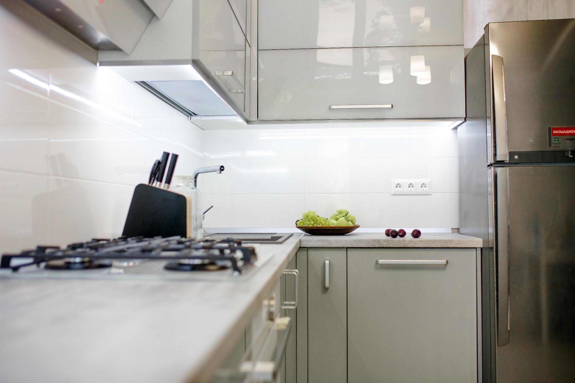 уникальный дизайн вашей кухни